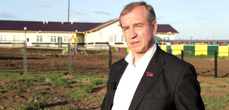Губернатор Иркутской области «забыл» про лесные пожары из-за выборов в Госдуму