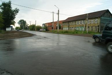 В Тайшете потратили 7,5 миллионов на асфальтирование дорог