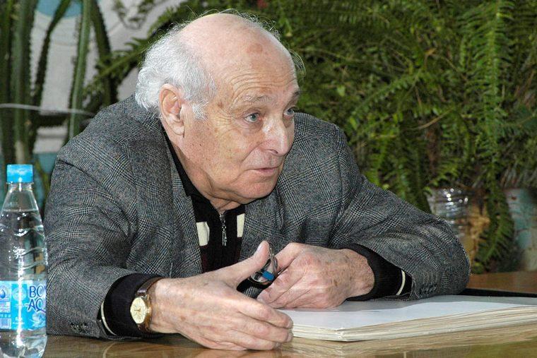 В Иркутске умер известнейший фотокорреспондент Эдгар Брюханенко