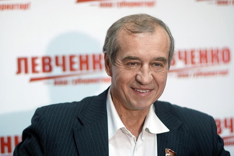 Сергей Левченко. Фото Яны Ушаковой.