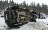 5 врачей пострадали в ДТП из 4 машин под Иркутском