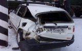 В районе станции Тайшет при столкновении иномарки и грузового поезда никто не пострадал