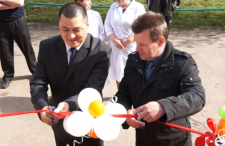 Судьба связала Андрея Лима и Александра Величко ещё на церемонии открытия ветеринарной клиники в Тайшете летом 2014 года.