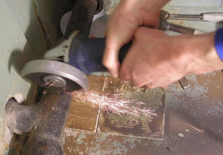 Инструмент для демонтажа стальных труб