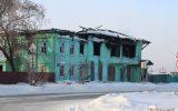 Пожар чуть не уничтожил ещё один тайшетский памятник