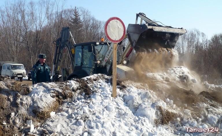 ВБурятии закрыты еще две ледовые переправы