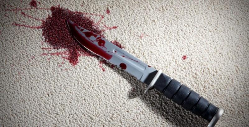 ВТайшетском районе мужчина заколол супругу ножом исдался милиции