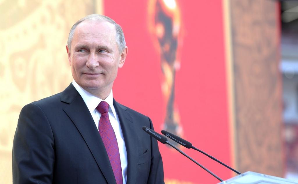 Напресс-конференции В. Путина работают корреспонденты «Липецкого времени»