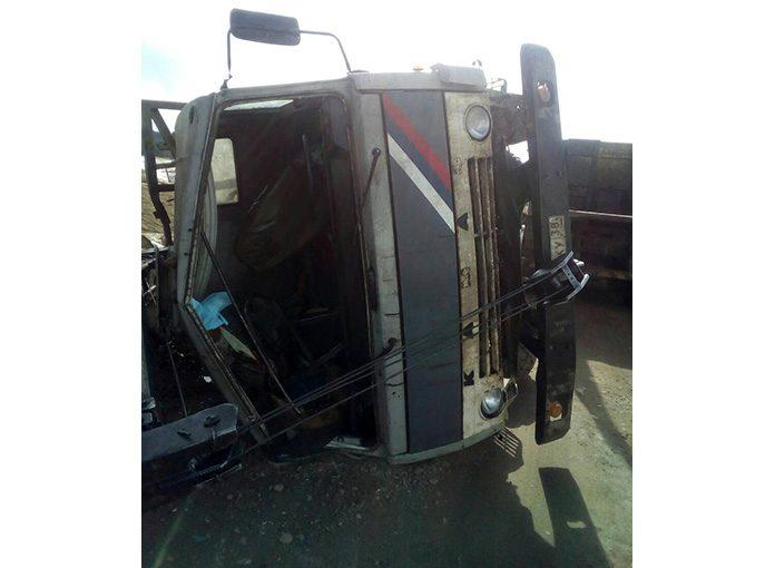 ВТайшетском районе Иркутской области вДТП умер пассажир лесовоза