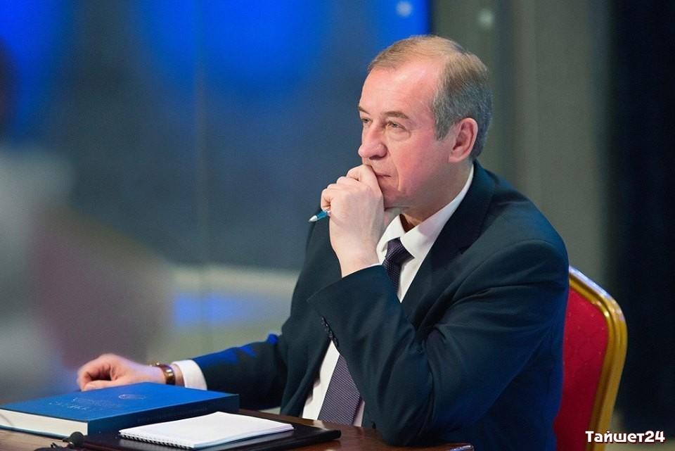Иркутский губернатор предложил поднять собственный оклад на44%