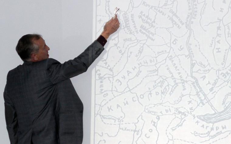 В Тайшете прошла презентация исторической брошюры о возникновении района