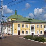Сегодня 62 года со дня образования станции Тайшет