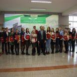 Иркутским студентам торжественно вручили стипендии Юрия Тена