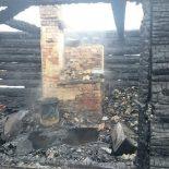 В Иркутской области женщина и двое детей погибли при пожаре