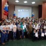 Тайшетские школьники приняли участие в областном смотре-конкурсе музеев