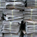 В Тайшет везут политическую макулатуру для растопки печек