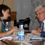 Председатель Заксобрания Сергей Брилка и его зам Наталья Дикусарова завтра посетят Тайшетский район
