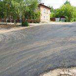В Тайшете полным ходом идёт ремонт дорог на средства «Народных инициатив»
