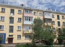 В Тайшете продолжается капремонт домов по улице Гагарина