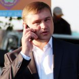 Андрей Ковпинец пошутил о том, что с водой в Бирюсинске всё в порядке