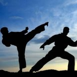 Воспитанники секции каратэ г.Тайшета получили новые пояса