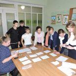 Тайшетские школьники окунулись в военные годы