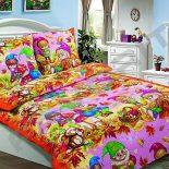Преимущества детского постельного белья из поплина