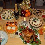 Новогодний стол обойдётся в 5500 рублей, но тайшетцы к таким расходам не готовы