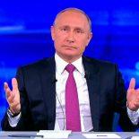 Владимир Путин и Иркутская область. О чём рассказали президенту наши земляки