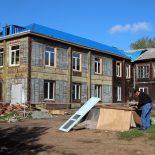 Ремонт в Тайшетской поликлинике заметно ускорился