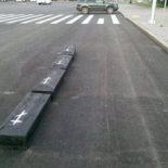 Плохая шутка. К зданию правительства Иркутской области сегодня утром выставили четыре гроба