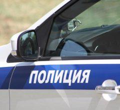 В Красноярске «приора» въехала в толпу пешеходов