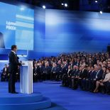 Медведева избрали главой «Единой России», а тайшетцев снова не пригласили на съезд