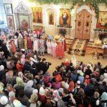Тайшетское благочиние отпраздновало Рождество Христово