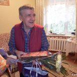 Ветеран войны Александр Петрович Неизвестных из Тайшета отпраздновал 90-летие