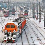 Сход с рельсов 14 вагонов в Нижнеудинском районе нанёс ущерб в 30 миллионов рублей