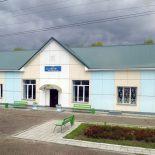 На станции Тагул в Тайшетском районе сегодня подожгли принадлежащее РЖД административное здание