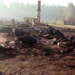 Информация для граждан, пострадавших в результате пожаров 23 и 24 мая 2017 года в Тайшетском районе