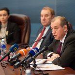 Губернатор Сергей Левченко рассказал о планах на 2017 год