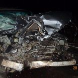 В Тайшетском районе «Лексус» врезался в трактор-невидимку