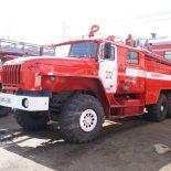 Начальники тайшетских огнеборцев за год зарабатывают около миллиона рублей