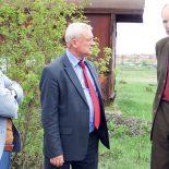 Министру спорта Иркутской области показали площадку будущего ФОКа в Тайшете