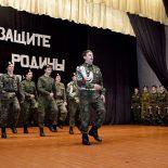 Лучших юных защитников Отечества выбрали в Тайшетском районе