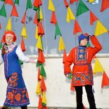 Тайшетцы весело проводили Масленицу. Фоторепортаж Екатерины Гусевой