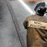 При пожаре в Квитке погиб 58-летний мужчина