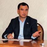Сергей Тен поздравил тайшетцев с Днём города