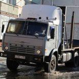 В Тайшете с 23 апреля запретят движение большегрузов