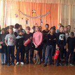 Тайшетским школьникам рассказали о пожарной безопасности