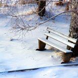 Фотофакт. В вербное воскресенье Тайшет накрыло снежным одеялом