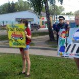 Тайшетские подростки рассказали взрослым о правильном поведении на дорогах